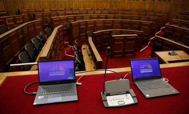 5 PROPUESTAS PARA EL REGLAMENTO DE LA CONVENCIÓN CONSTITUYENTE